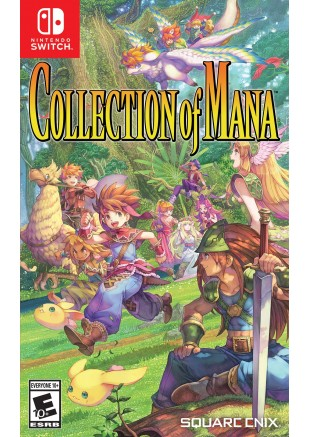 Collection of Mana NSW